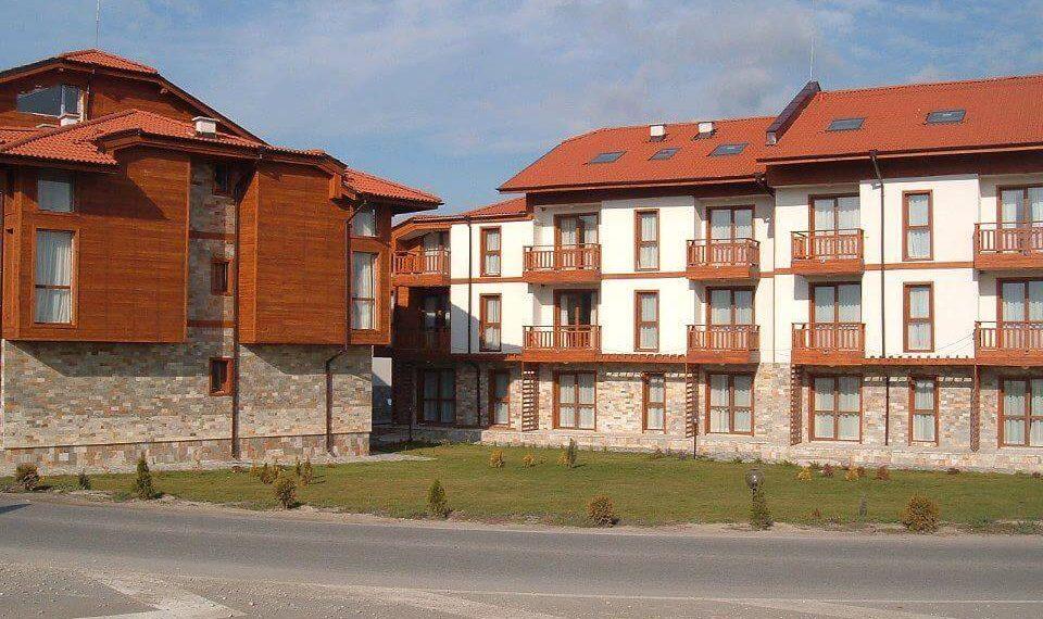 "Хотел ,, Три Планини"", гр.Разлог"