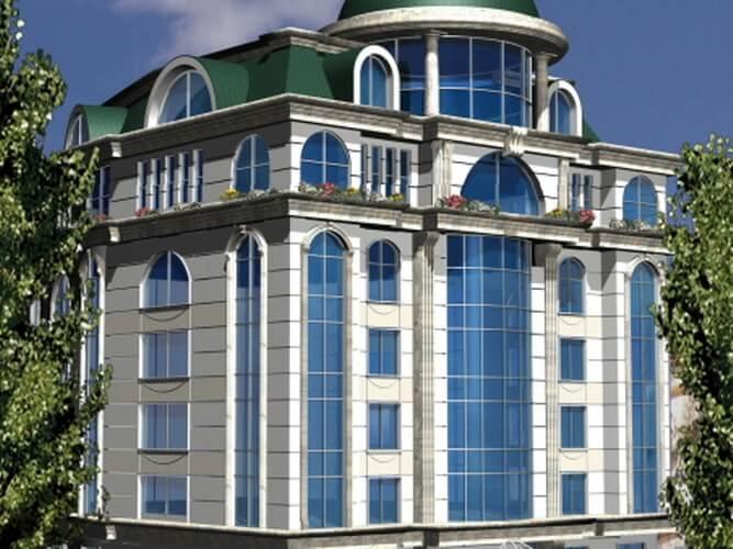 Административна сграда Васил Левски София