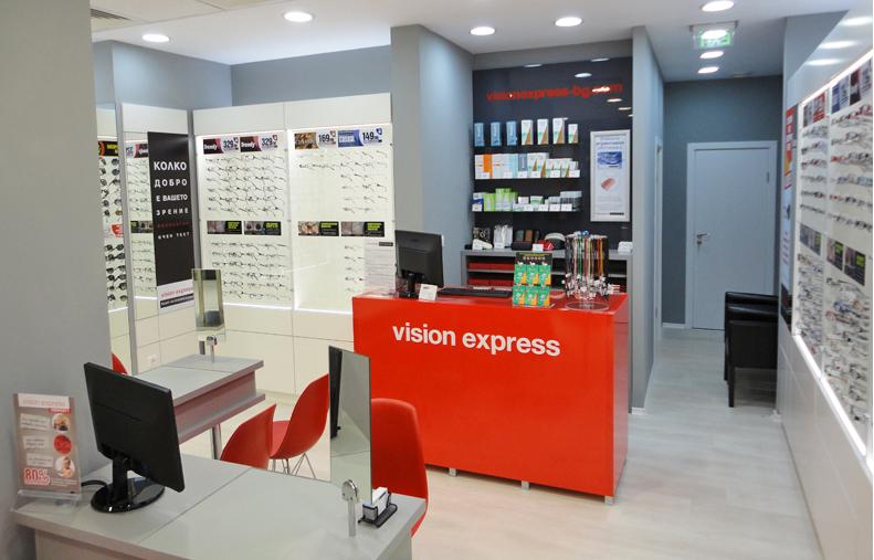 "Магазин ,,Vision Express"""